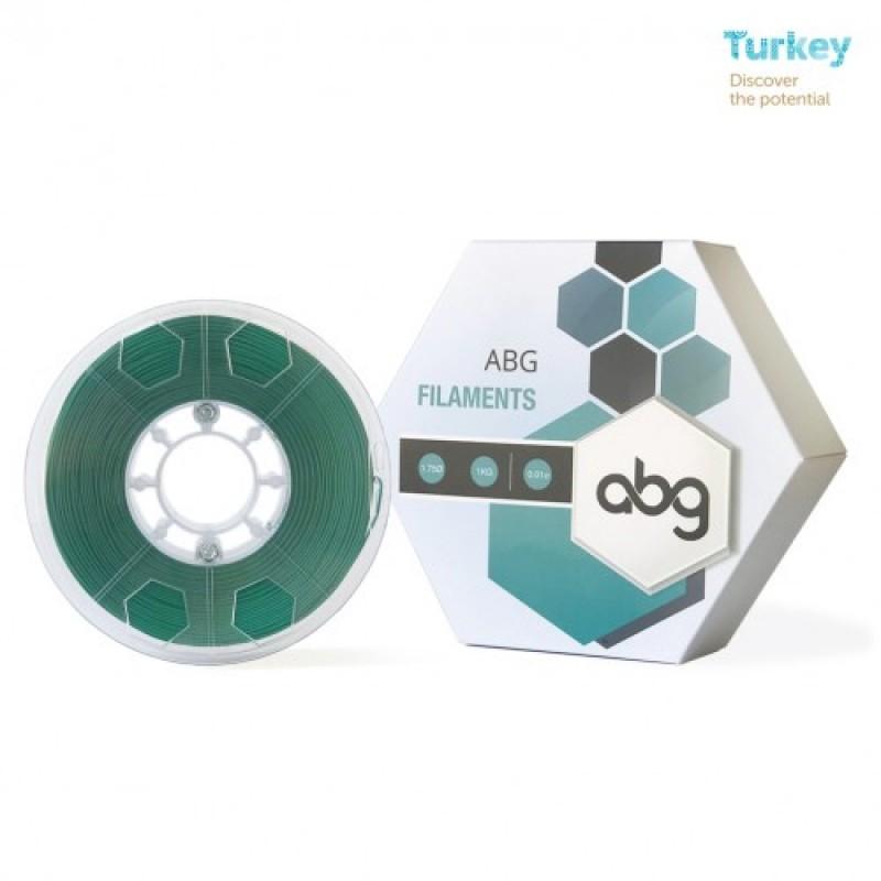ABG  Yeşil Petg Filamanet
