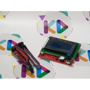 3D Yazıcı LCD Ekran 128x64