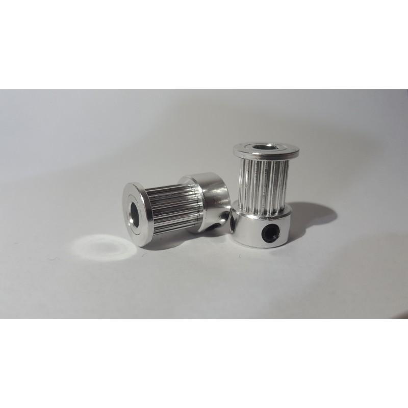 GT2 10mm 16 Diş - 5mm Kasnak