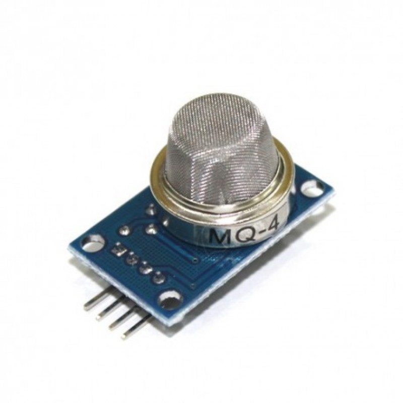 MQ-4 Arduino Gaz Sensörü
