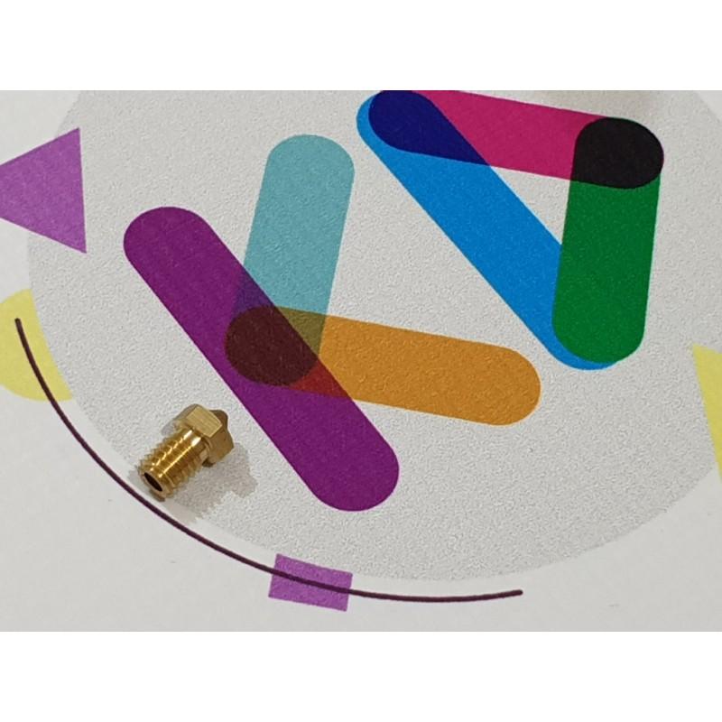 E3D-1.75mm filament- 1,0 mm Nozzle