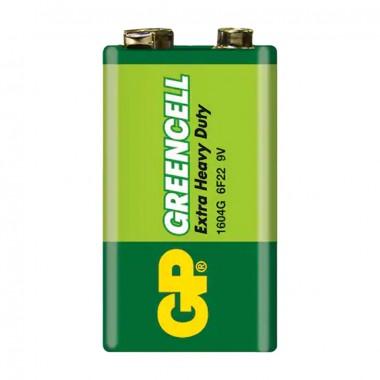 GP Greencell Pil 9V